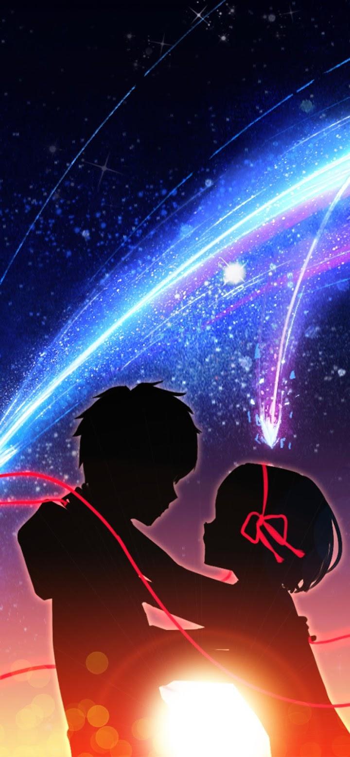 casal anime wallpaper celular