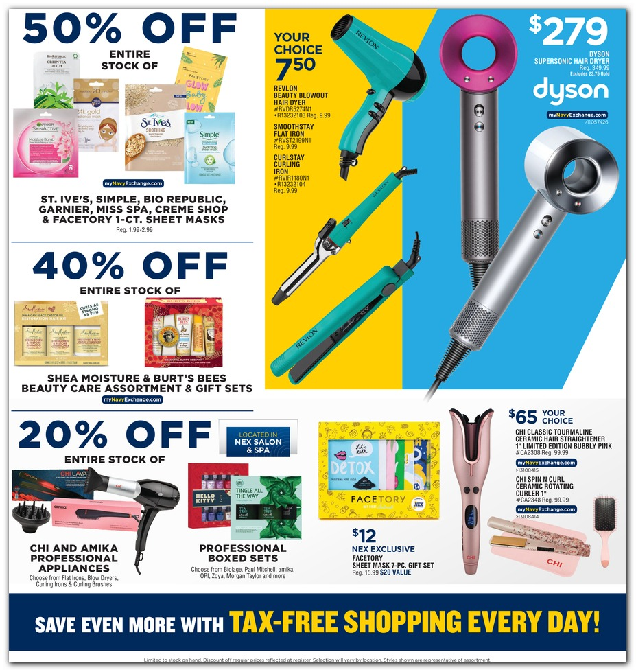 Navy Exchange Black Friday 2019 page 33