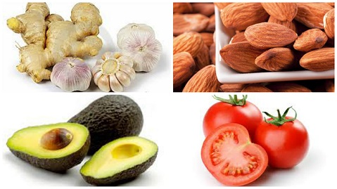 What are the foods that protect against hair loss?