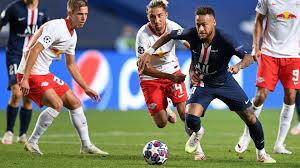 Champions League :  RasenBallsport Leipzig 2 - 1 Paris Saint-Germain  Goals and Extended Highlights