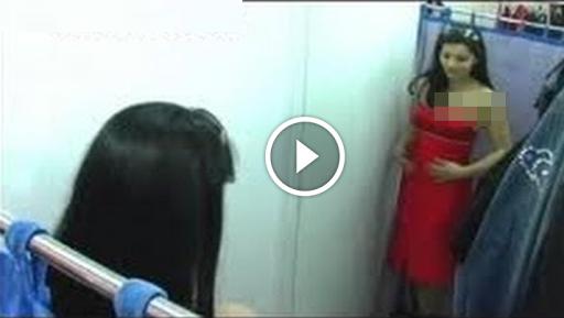 فيديو لفضيحة بائع ملابس يضع كاميرات في غرفة تغير ملابس النساء -انتبهوا يا اخواتي