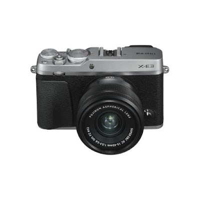 Fujifilm X-E3 Mirrorless Digital Camera Firmware Full Driversをダウンロード