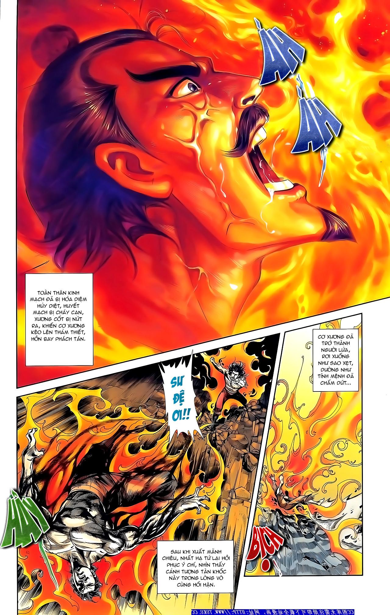 Cơ Phát Khai Chu Bản chapter 152 trang 16