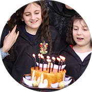Harry Potter birthday party photos