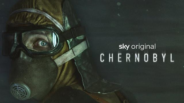 Póster de Chernobyl, ficción de HBO y Sky