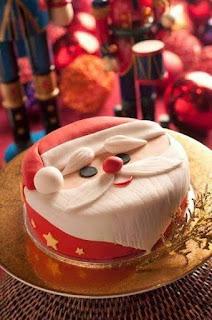 طريقة عمل تورتة رأس السنة الكريسماس لسالي فؤاد بالصور