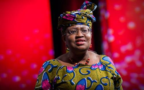 WTO Confirms Okonjo-Iweala In Final Race For DG