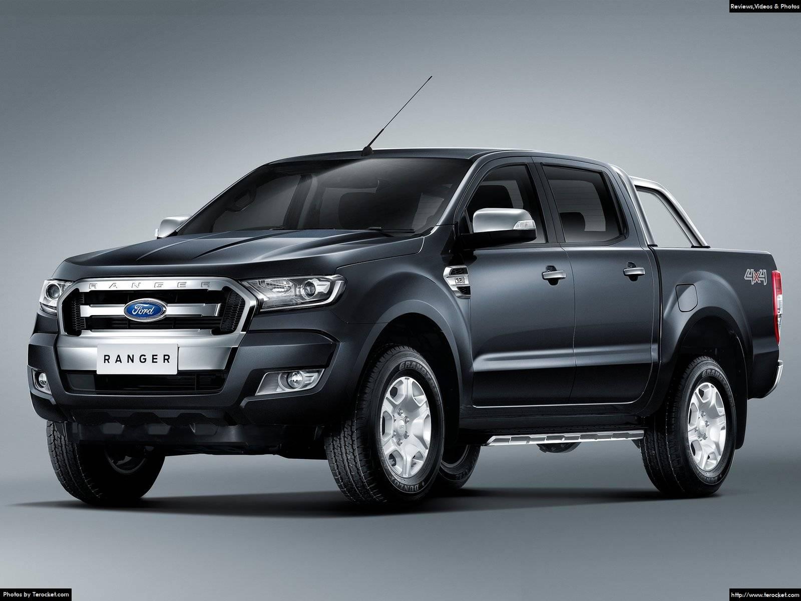 Ford Ranger 2016 sẽ mang nhiều cải tiến và chức năng hơn?