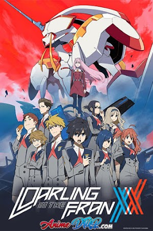 Darling in the FranXX (15/24) [Lat/Cast/Ing/Jap+Sub] [BDrip 1080p]