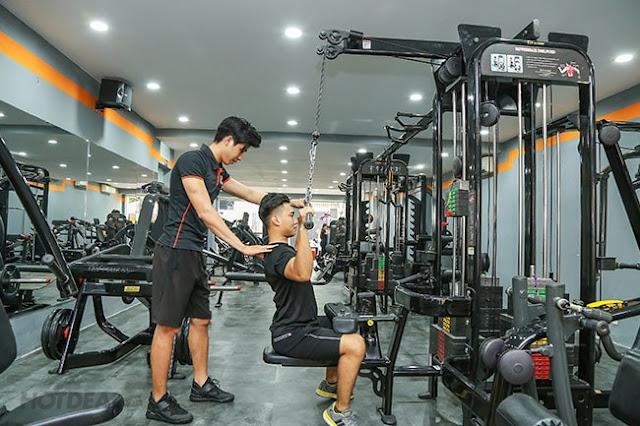 Những Quyên lợi khi đăng ký tập tại Gym S Fitness