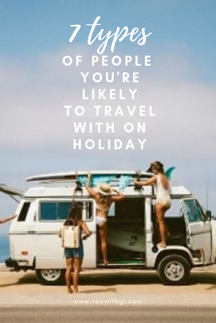 travel with on holiday