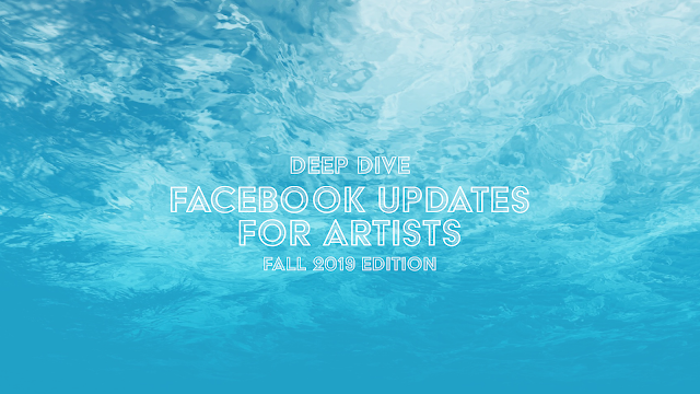 Facebook updates, for artists, practical tips for artists, art tips, Mark Taylor, Beechhouse media,