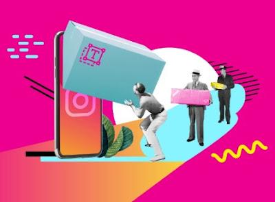 Cara Membuat Foto Slide Panorama Instagram Nyambung