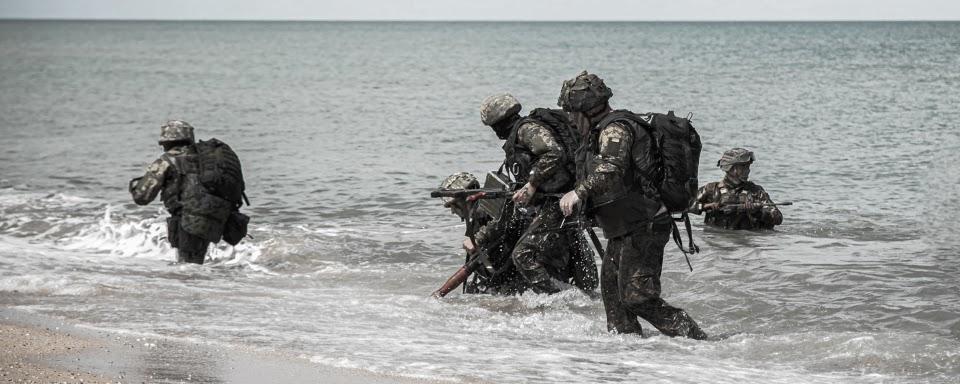 Школа морського піхотинця