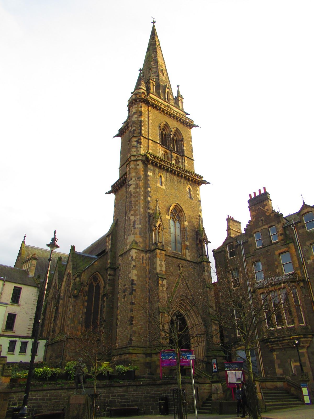 St Paul S Cathedral Dundee