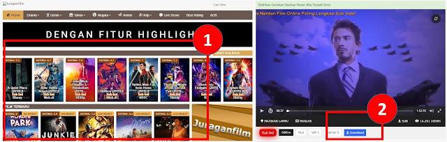 Cara Cepat Download Film Gratis
