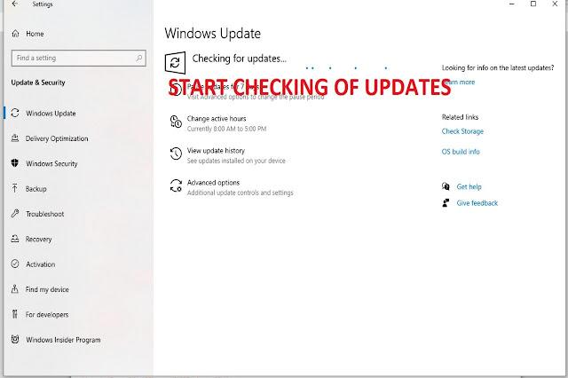 Update Windows 10 Defender