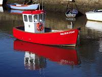 Boat Northumberland