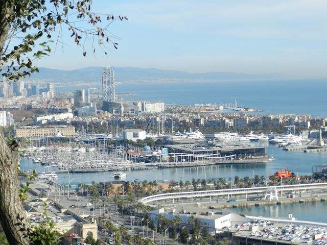Mirador del Alcalde - Barcelona
