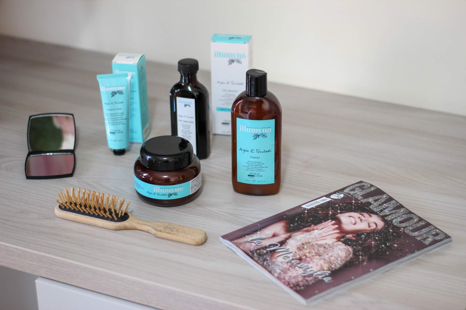 "recensione - Design Look ""Illumyno Argan & Tsubaki"""