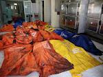 Berkat Tato di Badan, Tim DVI Kembali Mengidentifikasi 2 Jasad Korban Kebakaran Lapas Tangerang