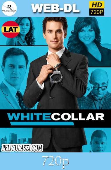White Collar (2009-2014) HD Temporada 1-6 WEB-DL 720p Latino