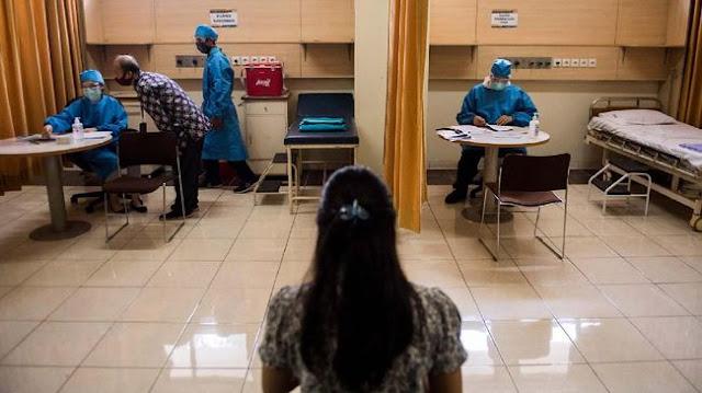 Relawan Vaksin China Malah Positif Corona , Begini Kronologisnya