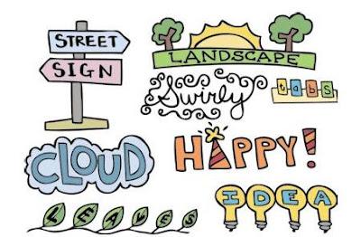 name doodle art pacar