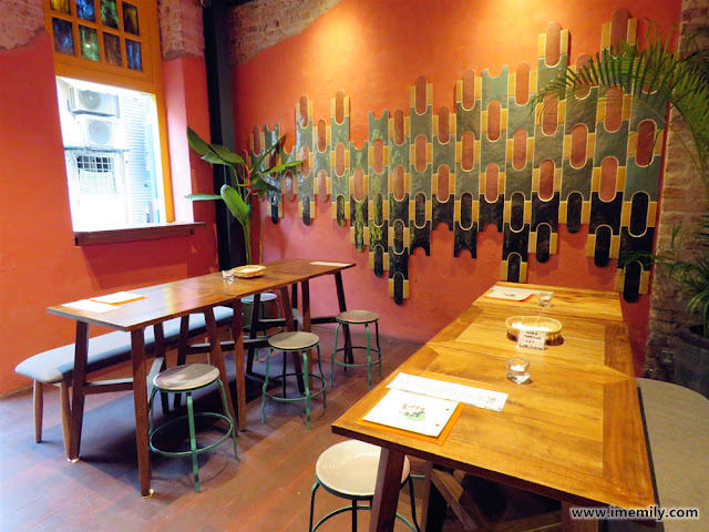 Hidden Corners in Kwai Chai Hong-food map