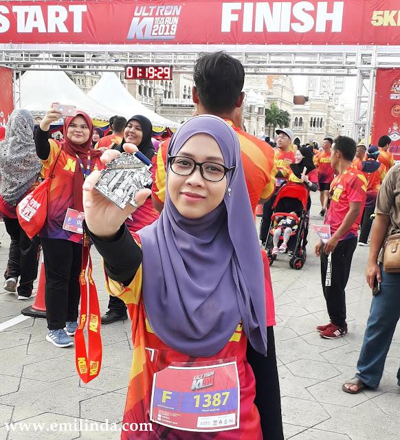Mulakan 2019 Dengan KL New Year Run