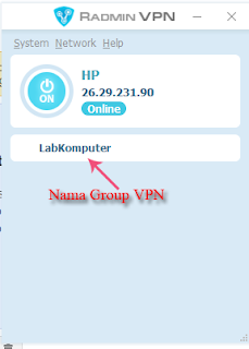 Group Radmin VPN