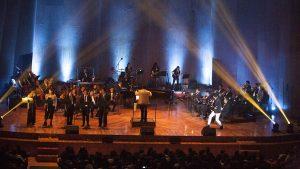 EL TRASHUMANTE DE LA NOCHE, Filarmonica de las Artes con Queen ¡