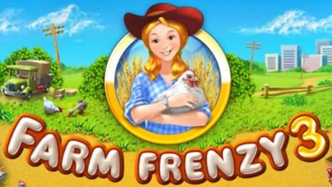 تحميل لعبة Farm Frenzy 3 للكمبيوتر