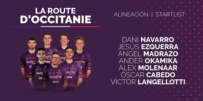 El equipo Burgos BH disputará la Route d'Occitanie