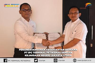 IPC TPK Kerja Sama dengan Kejaksaan Negeri Jakarta Utara