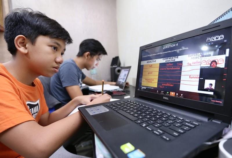 Seloka Untuk Murid Sekolah Semasa PKPB