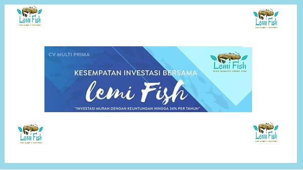 Investasi Aman Dengan Lemi Fish