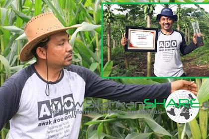Luar Biasa! Gaji Rp 75 Juta di World Bank Ditinggalkan Demi Bangun Pertanian di Kampung!