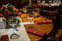 casamento no salão dos arcos e bar ingles da associação leopoldina juvenil em porto alegre decoração rustico chique chic boho por life eventos especiais