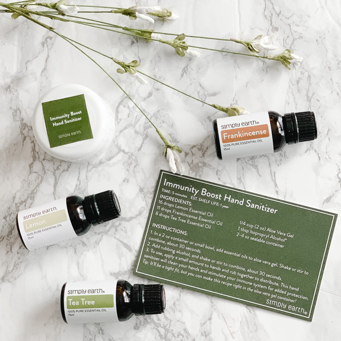 which essential oils are antibacterial