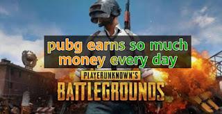Pubg Income