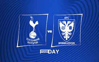 Tottenham vs AFC Wimbledon – Highlights