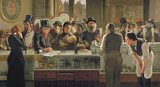 La Cerveza en el Arte: John Henry Henshall