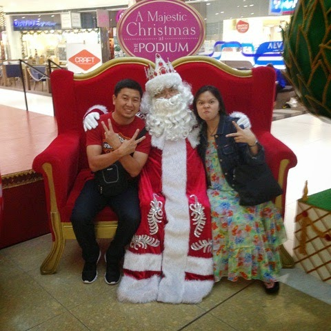 PODIUM MALL, CHRISTMAS,