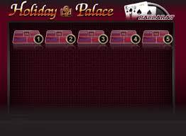 เล่นพนันออนไลน์,Holiday Casino,ฮอลิเดย์คาสิโน