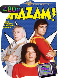 Shazam! (1974-77) [480p] Latino [GoogleDrive] SilvestreHD