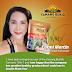 Carmi Martin advocates healthy living  with Yamang Bukid's Insulin Plant Tea