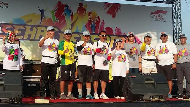 Sehat Bersama Astra Infra Toll Road Jombang Mojokerto