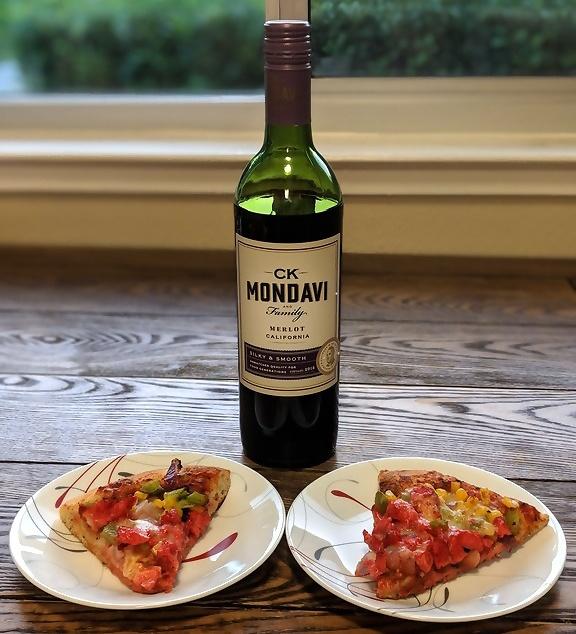 Pizza Wine Pairing