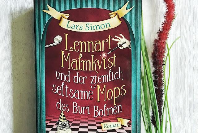 Lennart Malmqvist und der ziemlich seltsame Mops des Buri Bolmen  - Mopsmagie ?